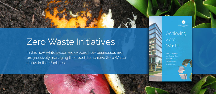 Download our white paper to learn more about how you can achieve zero waste status.